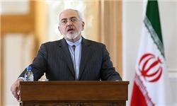 ظریف: به درخواست دولت قانونی سوریه، به نبرد با داعش کمک میکنیم/ آمریکا مانع تعامل بانکها با ایران نشود
