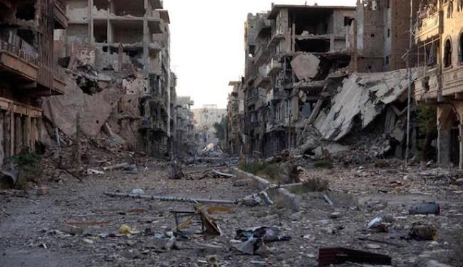 بحران سوریه و جنگ جهانی سوم