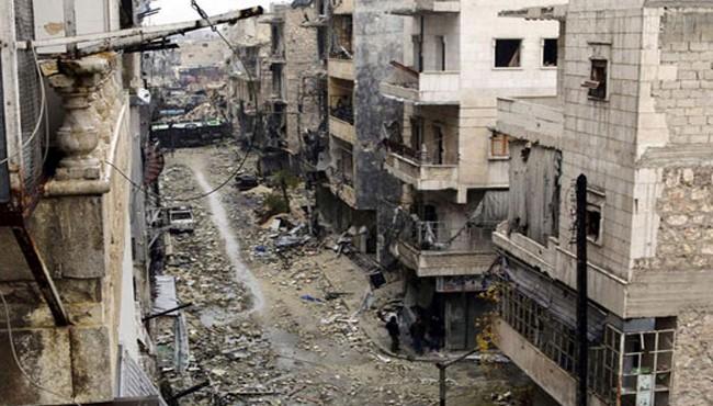 حلب، کانون رایزنی های بین المللی