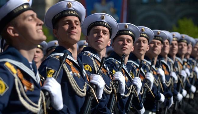 آمریکا توان ایستادن درمقابل ارتش روسیه ندارد