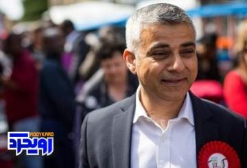 برای نخستین بار یک مسلمان شهردار لندن شد