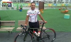 بهمن آسمانی شد/ مرگ دوچرخه سوار ایرانی در ریو