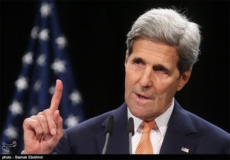 کری: در صورت لغو توافق احتمال تقابل با ایران وجود دارد