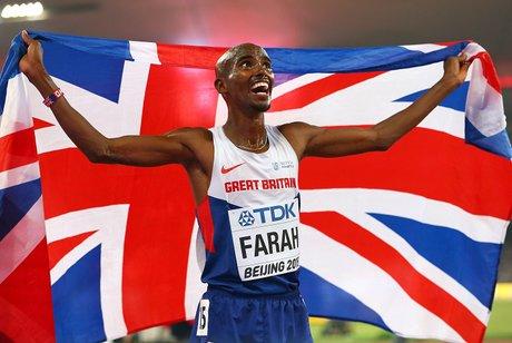 محمد فرح: از این که در بین سه ورزشکار برتر بریتانیا نبودم تعجب کردم