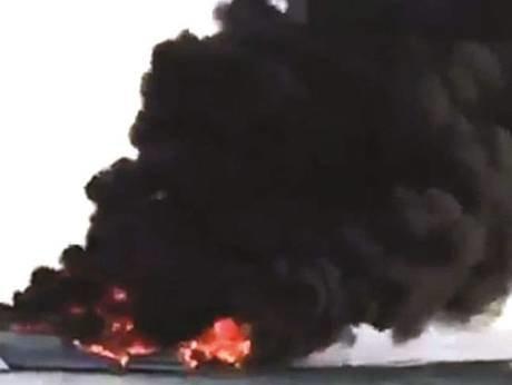 آتشسوزی هتلی در کربلا/فوت ۵زائر خراسانی