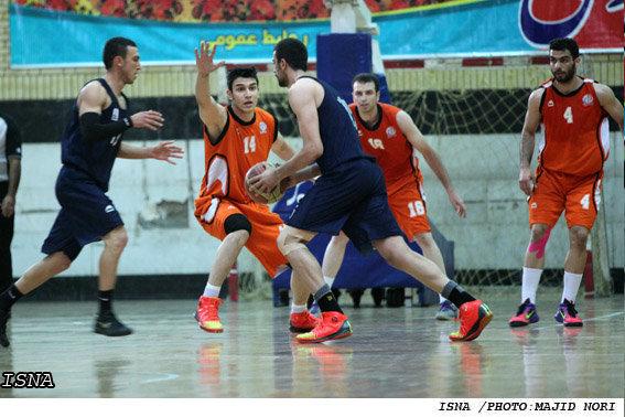 آژیر قرمز در اردوی تیم بسکتبال شهرداری اراک