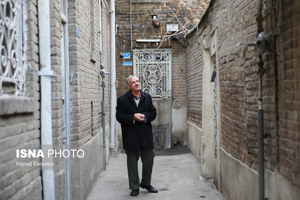 تهرانگردی احمد مسجد جامعی در منطقه ۱۱