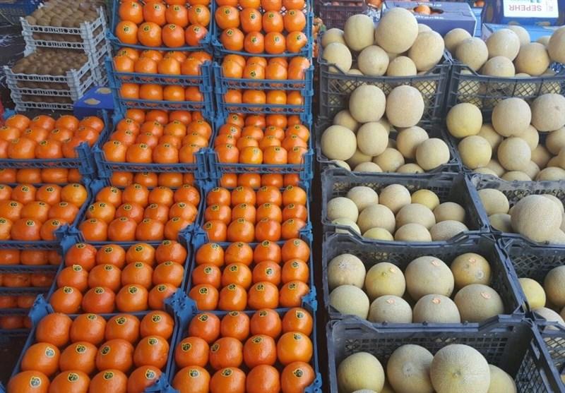 جدیدترین قیمت میوه در ترهبار مرکزی تهران/نارنگی بندری ۱۲ هزار تومان