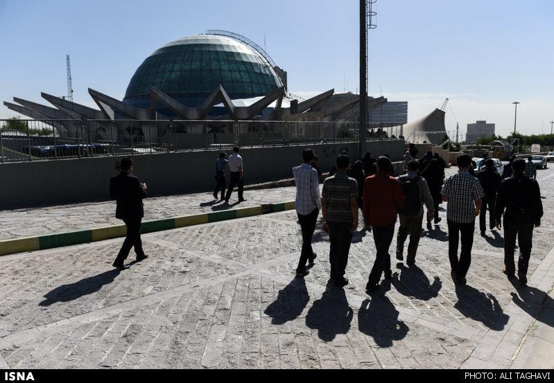 آغاز به کار ایستگاههای اسکان موقت و اطلاعرسانی ستاد گردشگری در پایتخت