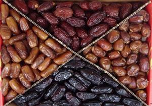 قیمت انواع خرما درجه ۲ در میادین میوه و تره بار