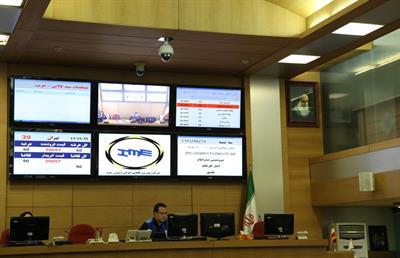معامله بیش از ۲۶ هزار تن مواد پلیمری در بورس کالای ایران