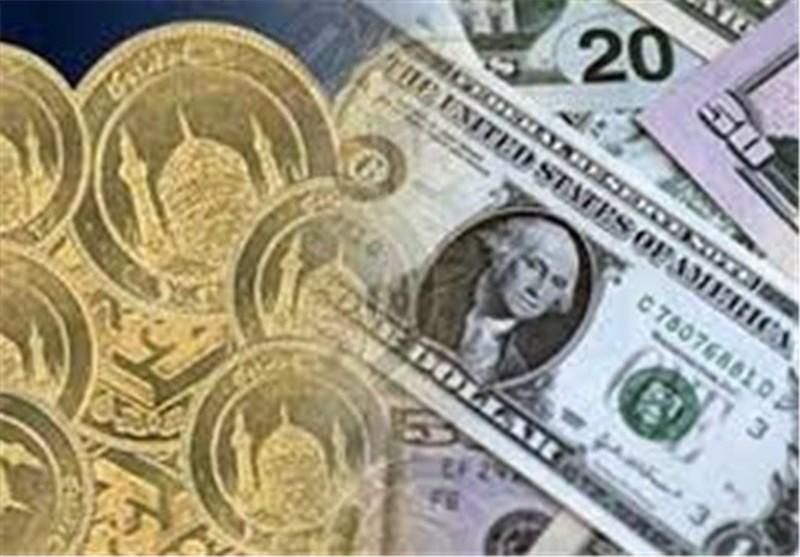 قیمتهای امروز طلا و ارز در بازار آزاد