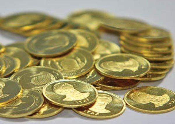 سکه طرح جدید ۸۴۰۰تومان ارزان شد/افزایش ۵هزار تومانی قیمت سکه گرمی