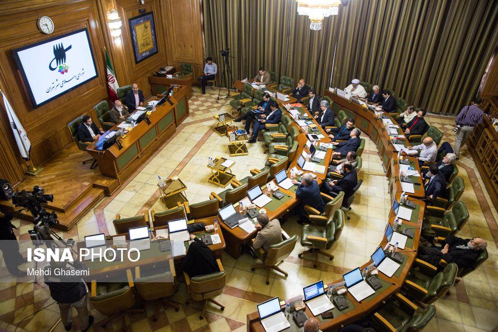 اعضای شورای شهرچهارم تهران کجا رای دادند؟ +عکس