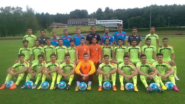 جوانان ایران به دنبال افتخارآفرینی در جهان/ دیدار افتتاحیه با بازی آلمان و ونزوئلا