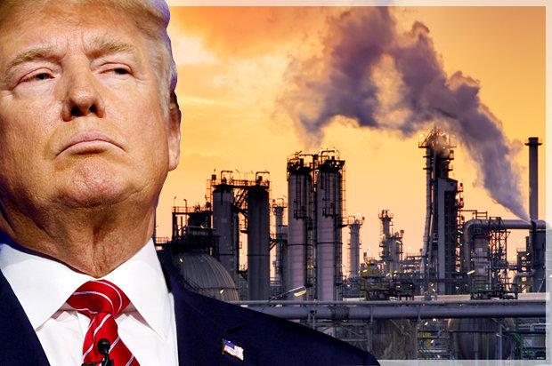 موضع ترامپ در برابر تغییرات اقلیمی به نابرابریهای بیشتر میانجامد
