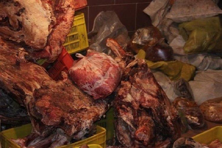 معدومسازی بیش از ۱۵ تن مواد غذایی فاسد در ماهی که گذشت