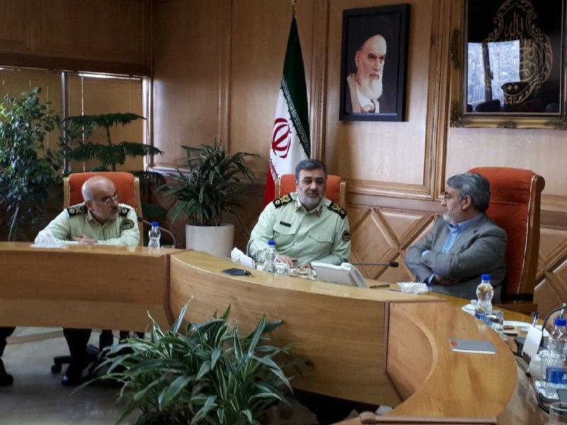 نیروی انتظامی با روحیه ای جهادی آماده اجرای منویات مقام معظم رهبری/ ضرورت حمایت بیشتر از پلیس