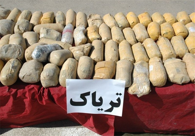 ۵۰۰کیلوگرم تریاک در عملیات مشترک پلیس مبارزه با مواد مخدر قم و تهران بزرگ کشف شد