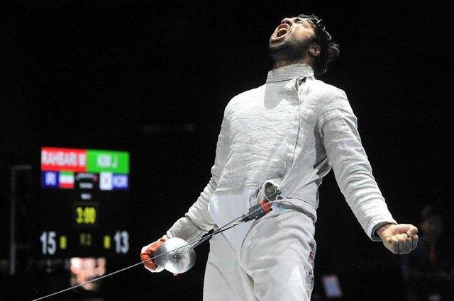 سابریست ایران: به خودمان ایمان داریم سهمیه المپیک را میگیریم