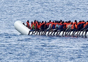 افزایش بیسابقه تعداد مهاجران در سراسر جهان