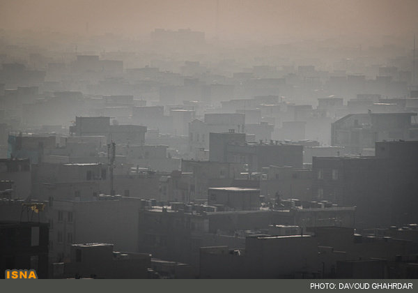 کفه روزهای آلوده امسال، سنگینتر از سال گذشته