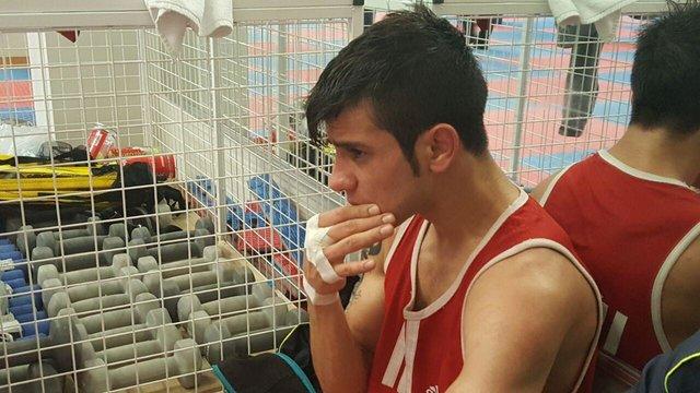 ملیپوش بوکس: تا عید از مسابقات رسمی محروم هستم