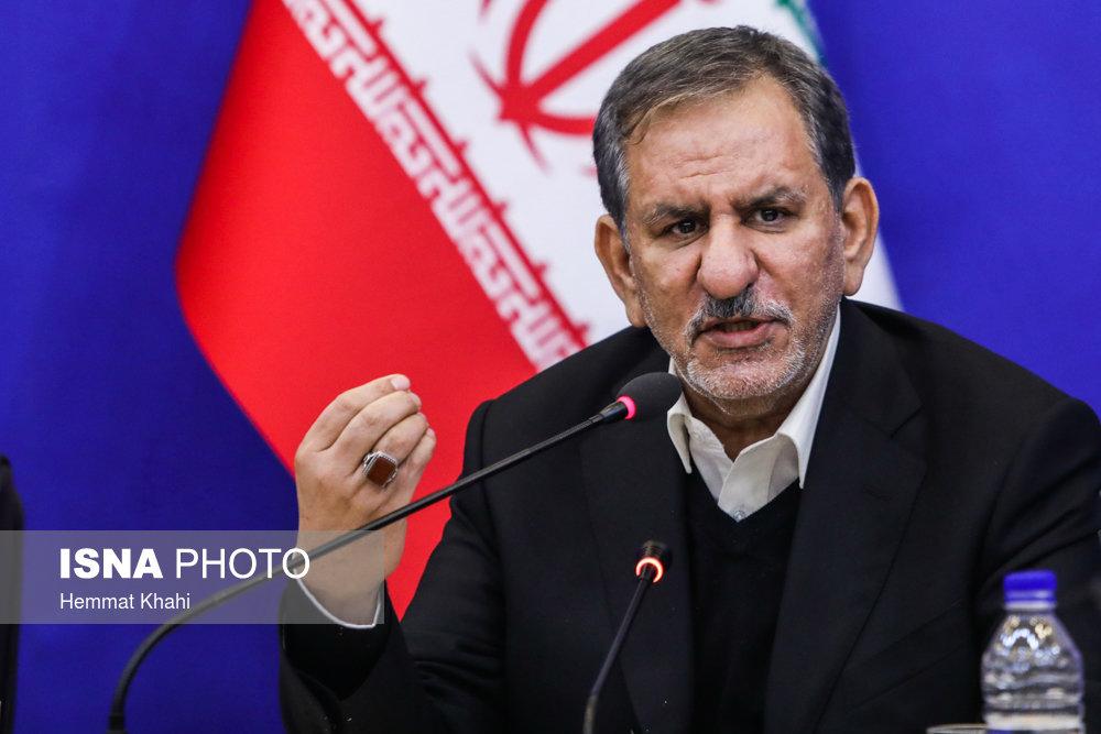 بررسی وضعیت «متروی تهران» روی میز «جهانگیری»