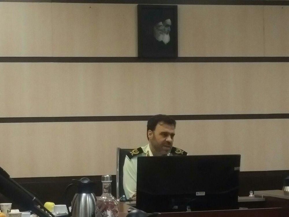 ناجا شکایتش از شهرداری تهران را پس گرفت
