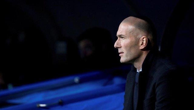 زیدان: میخواهم در رئال مادرید بمانم