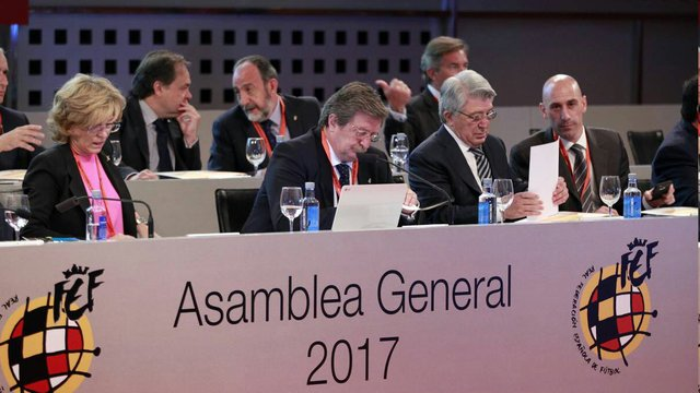 زمان انتخابات ریاست فدراسیون فوتبال اسپانیا اعلام شد