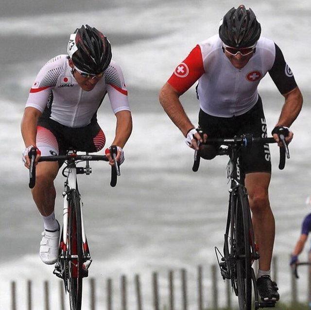 اعزام تنها یک دوچرخهسوار نابینا به قهرمانی آسیا به خاطر قدیمی بودن تجهیزات