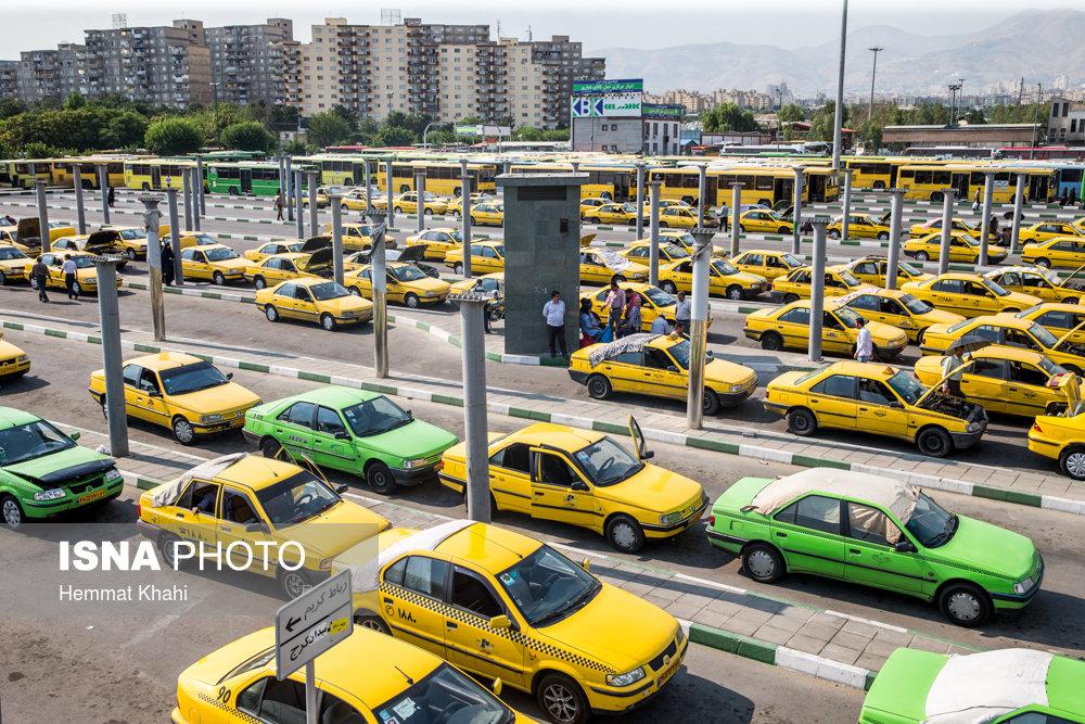 توزیع ۱۰۰هزار حلقه لاستیک به رانندگان تاکسی/احتمال توزیع روغن موتور تا پایان سال