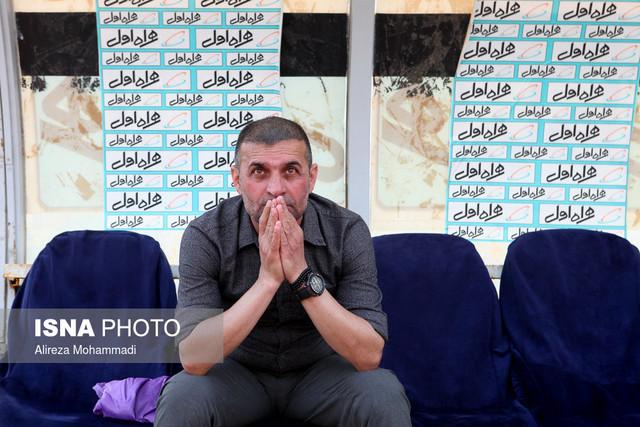 وضعیت خطرناک شاهین بوشهر از نگاه سرمربی