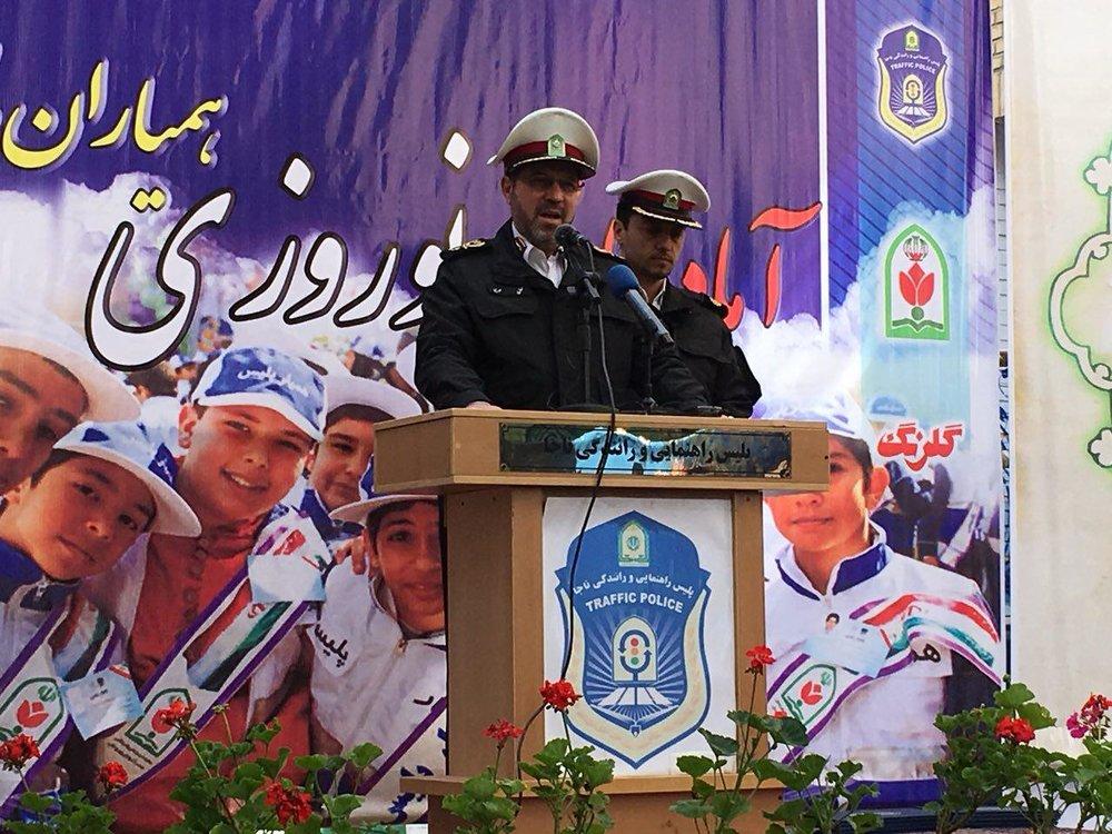 آماده باش ده میلیون دانش آموز همیار پلیس برای نوروز ۹۷