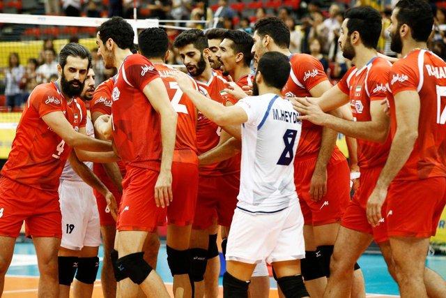 والیبال، امید نخست رشتههای تیمی در بازیهای آسیایی ۲۰۱۸