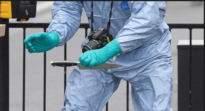 ۵ حادثه چاقوکشی ظرف یک روز در لندن