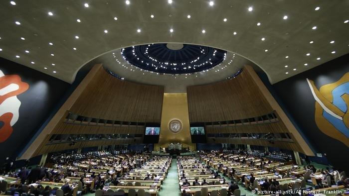 تصویب پیمان حمایت از محیط زیست در سازمان ملل متحد