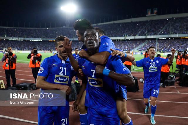 دور یکهشتم نهایی لیگ قهرمانان آسیا؛ دیدار تیمهای فوتبال استقلال و ذوب آهن
