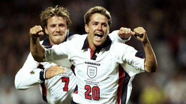 ۱۸ روز تا جام جهانی/ جوانترین گلزن انگلیس