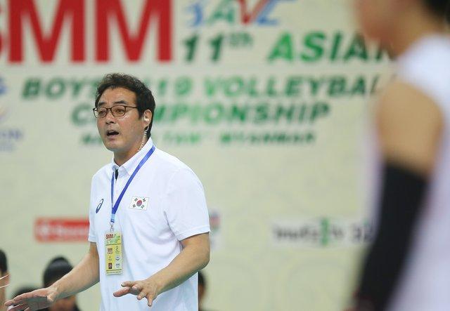 کیم هو چول: والیبال ایران با این جوانان آینده خوبی دارد