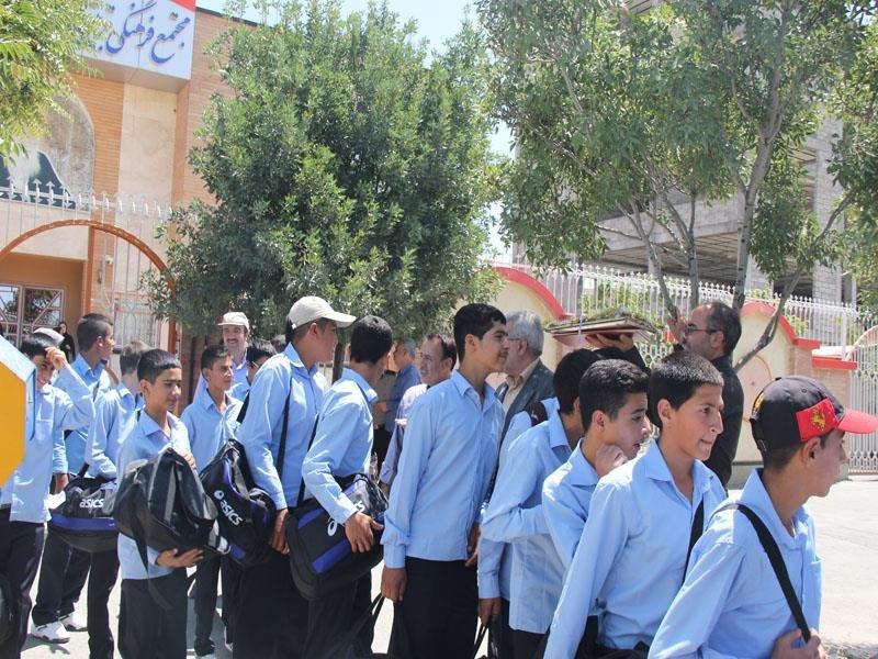 ضرورت ایجاد فضای پرورشی ویژه دانشآموزان در جوار حرم امامخمینی(ره)