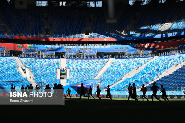 برنامه بازیهای روز دوم جام جهانی