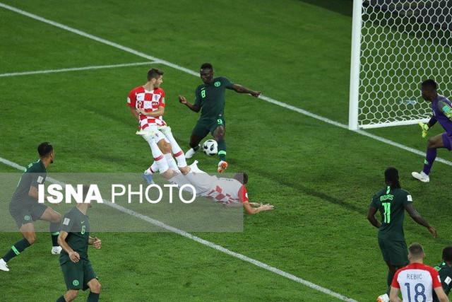 ویدئو / خلاصه دیدار نیجریه و کرواسی در جام ۲۰۱۸