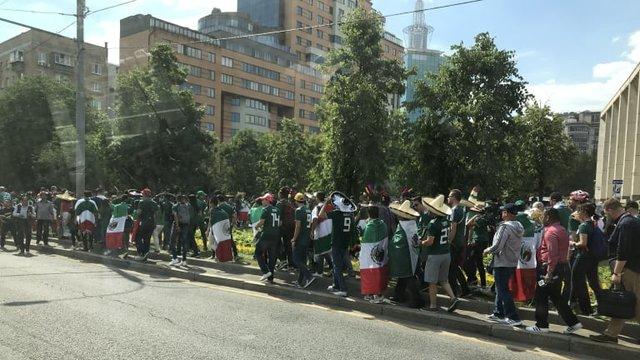 گزارش زنده/ آلمان صفر – مکزیک صفر