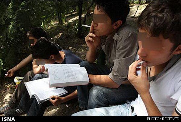 ۷۰درصد دانشجویان در دبیرستان سیگار را امتحان کردهاند