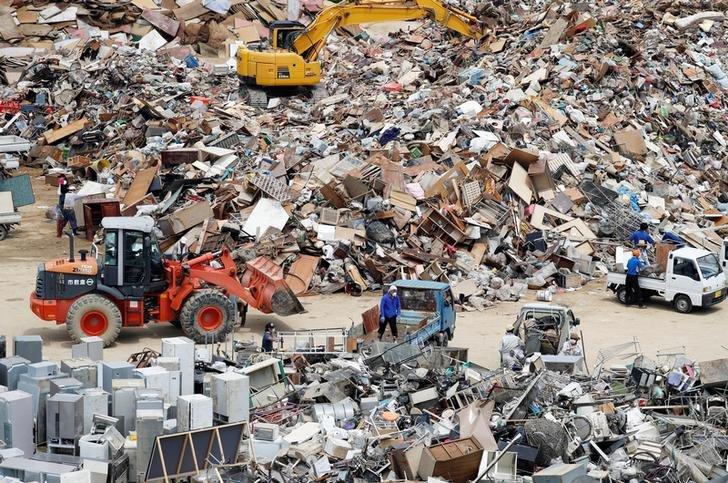 گرما و مشکلات بهداشتی تهدید جدی برای سیلزدگان ژاپنی