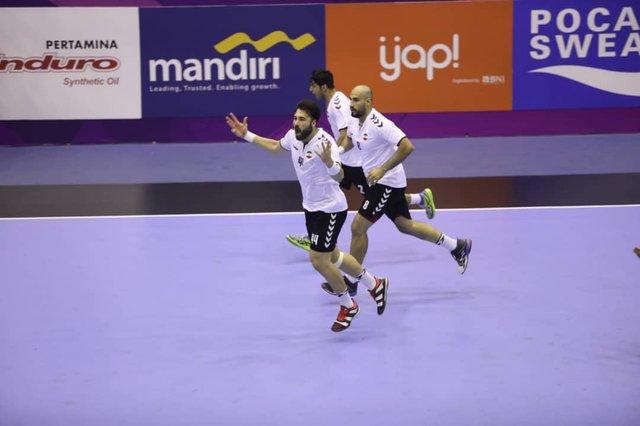 ۴ بازی دوستانه تیم ملی هندبال پیش از انتخابی المپیک