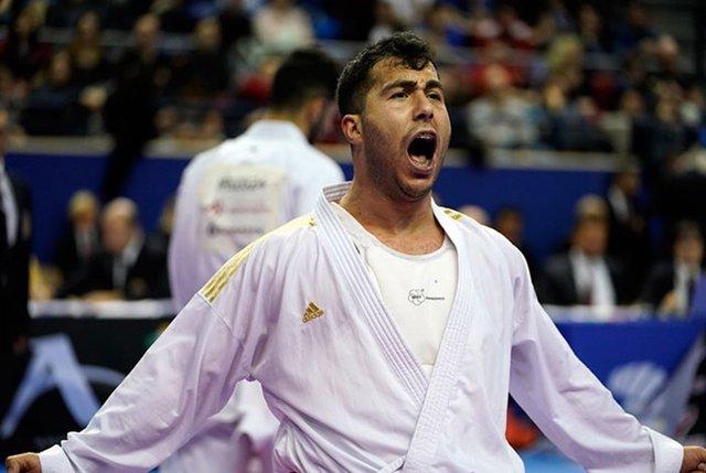 ۱ طلا و ۲ برنز دستاورد ایران از کاراته وان برلین/ گنجزاده قهرمان شد