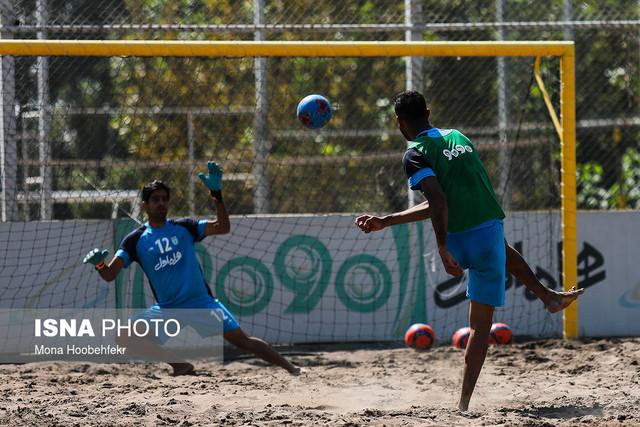جام بین قارهای فوتبال ساحلی/ ایران با آمریکا، روسیه و تاهیتی همگروه شد